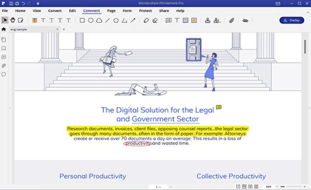 Download iSkysoft PDFelement