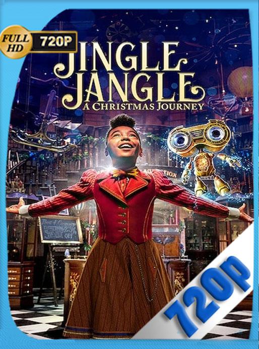 Jingle Jangle: Una Mágica Navidad (2020) HD [720p] Latino [GoogleDrive] [tomyly]