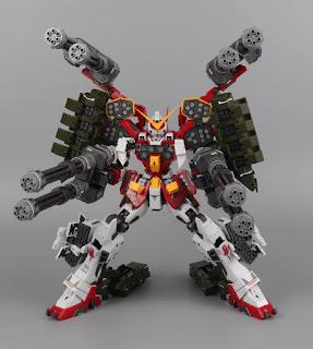 MG Heavy Arm EW (Igel Equipment) Supernova