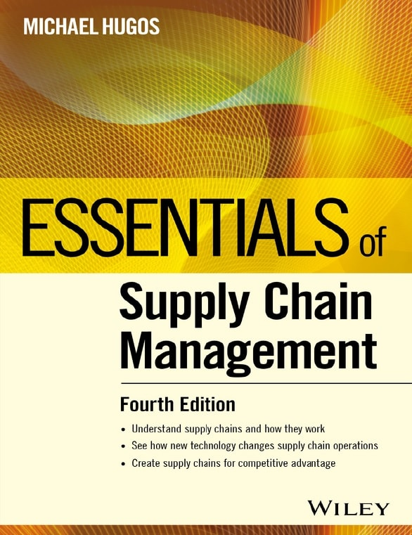 Essentials of Supply Chain Management, Fourth Edition