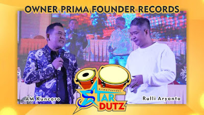 Prima Founder TV Buka Pendaftaran STARDUTZ untuk Ajang Pencarian Bakat Penyanyi Dangdut