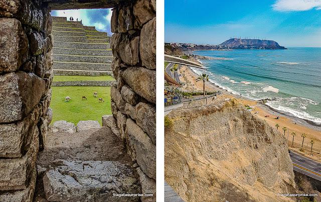 Machu Picchu e Lima em um roteiro no Peru