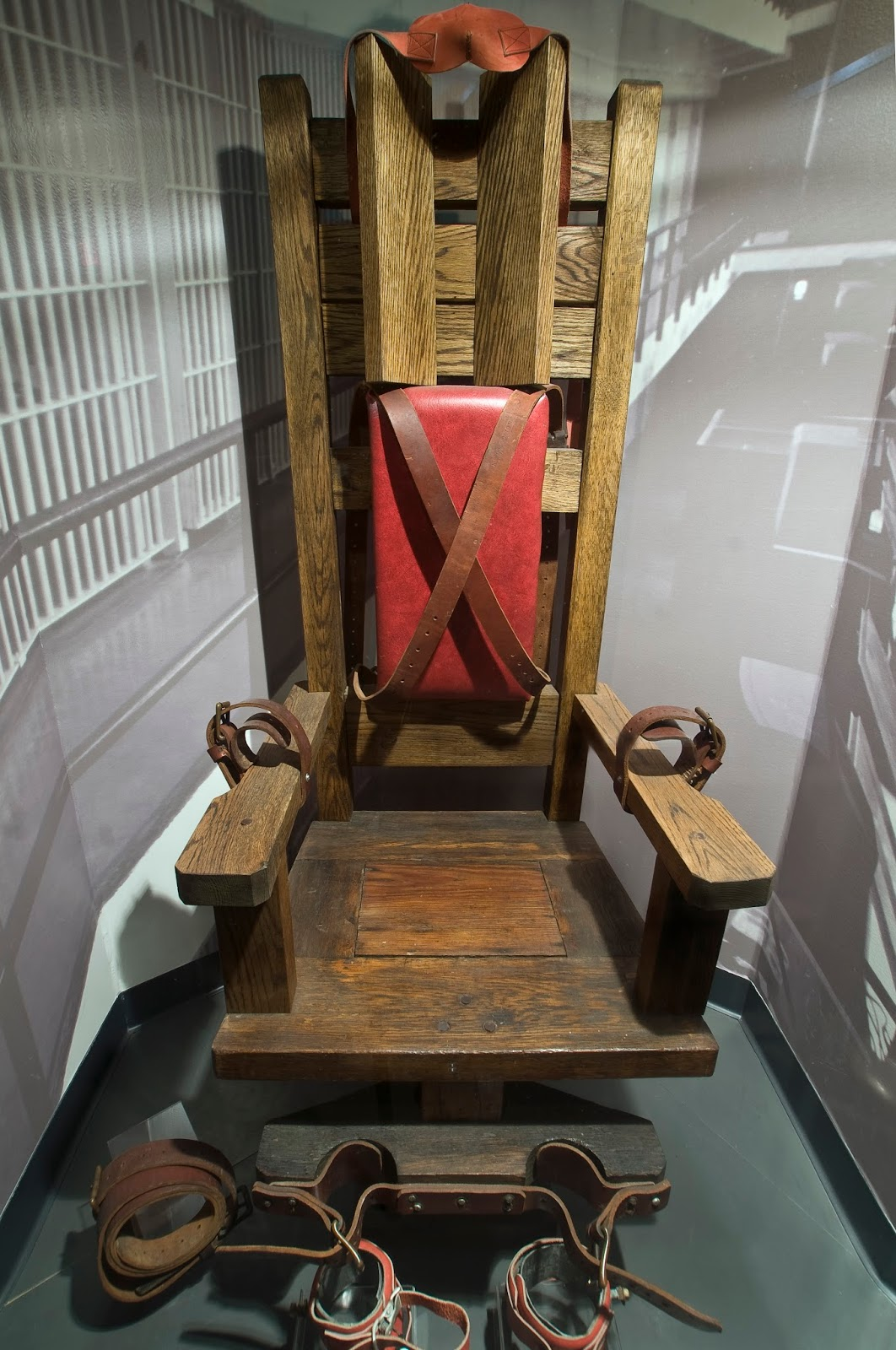 What States Still Use The Electric Chair Pennsylvania And Beyond Travel Blog Alcatraz East Crime