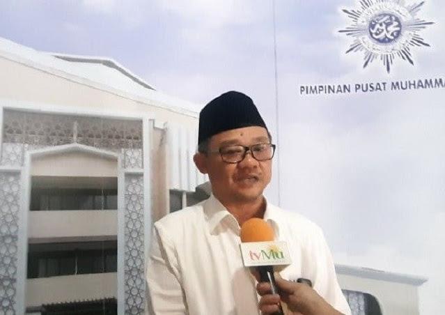 Muhammadiyah: Jokowi Tak Mau Teken Perppu Pembatalan UU Cipta Kerja