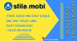 Cara Mudah Download di SFile Mobi Terbaru