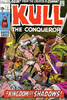 Kull the Conqueror #2