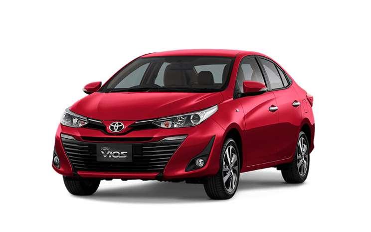 Menambah Tampilan Berkendara Lebih Prestise dengan Toyota Vios