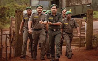 Sooraj in Malayalam movie Parole