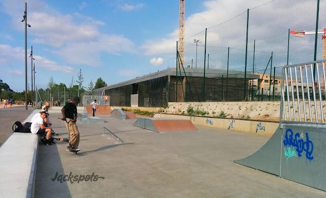 Skatepark Lyon confluence