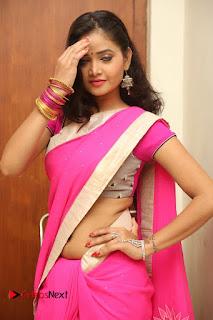 Actress Shriya Vyas Pictures at Oka Manasu Audio Launch  0045