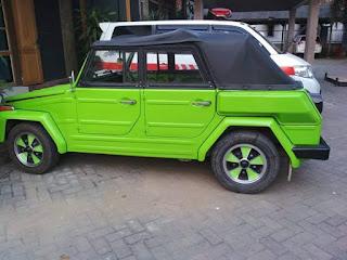 Dijual BU Mobil Antik Klasik VW Safari