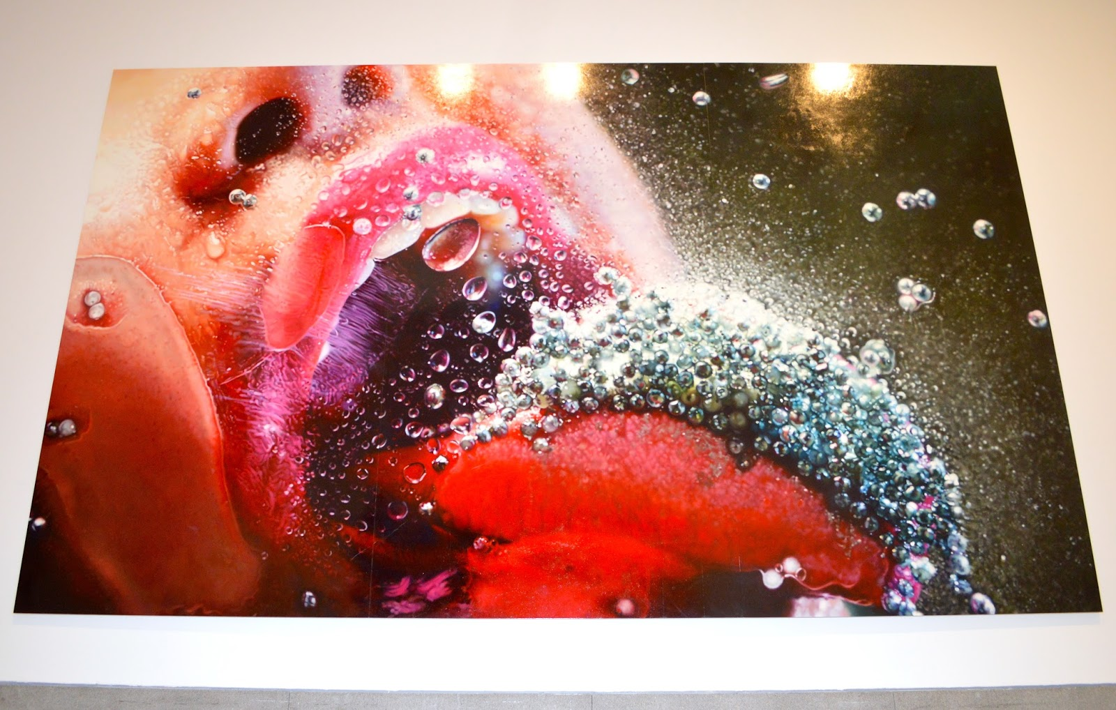 Marilyn minter food porn