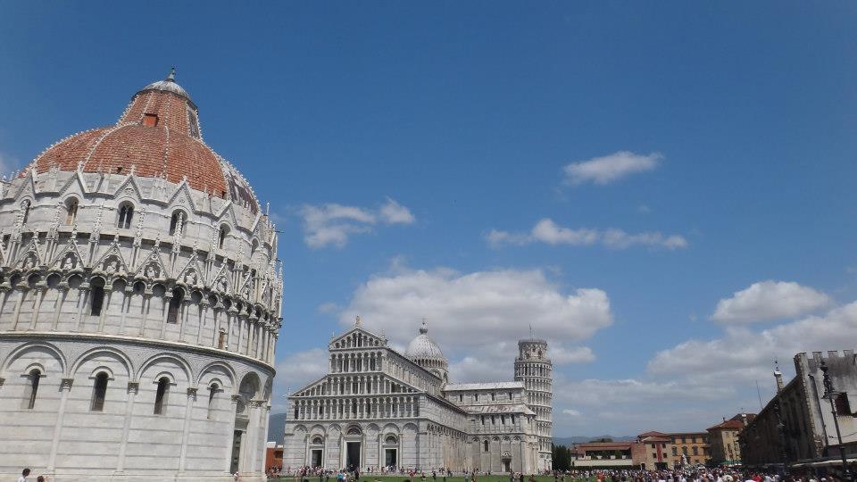 Italie Tour de Pise