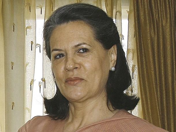 Sonia Gandhi Nude Pics
