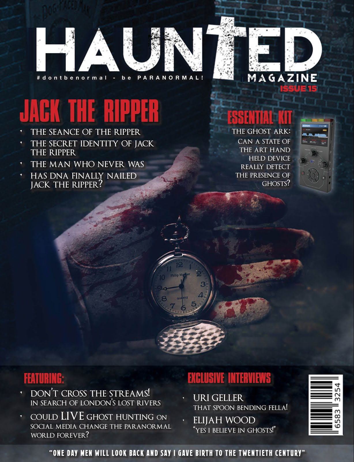 Issue 15: Jack The Ripper