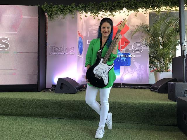 Rock in Rio: leilão de guitarras autografadas já está disponível