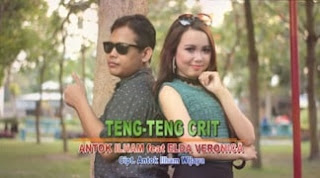 Lirik Lagu Antok Ilham – Teng Teng Crit (feat. Elda Veronica)