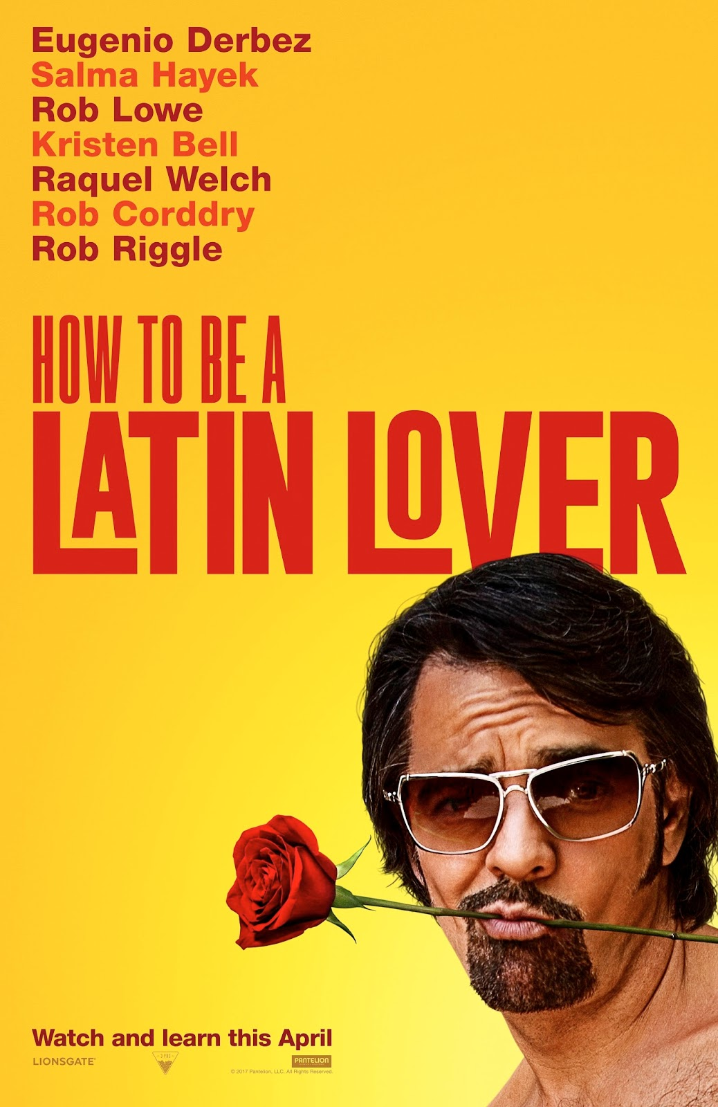 How to Be a Latin Lover 2017