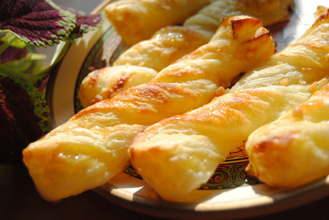 miodowe ciasto francuskie