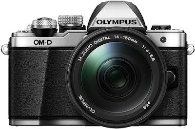 Olympus E-M10 Mark-II