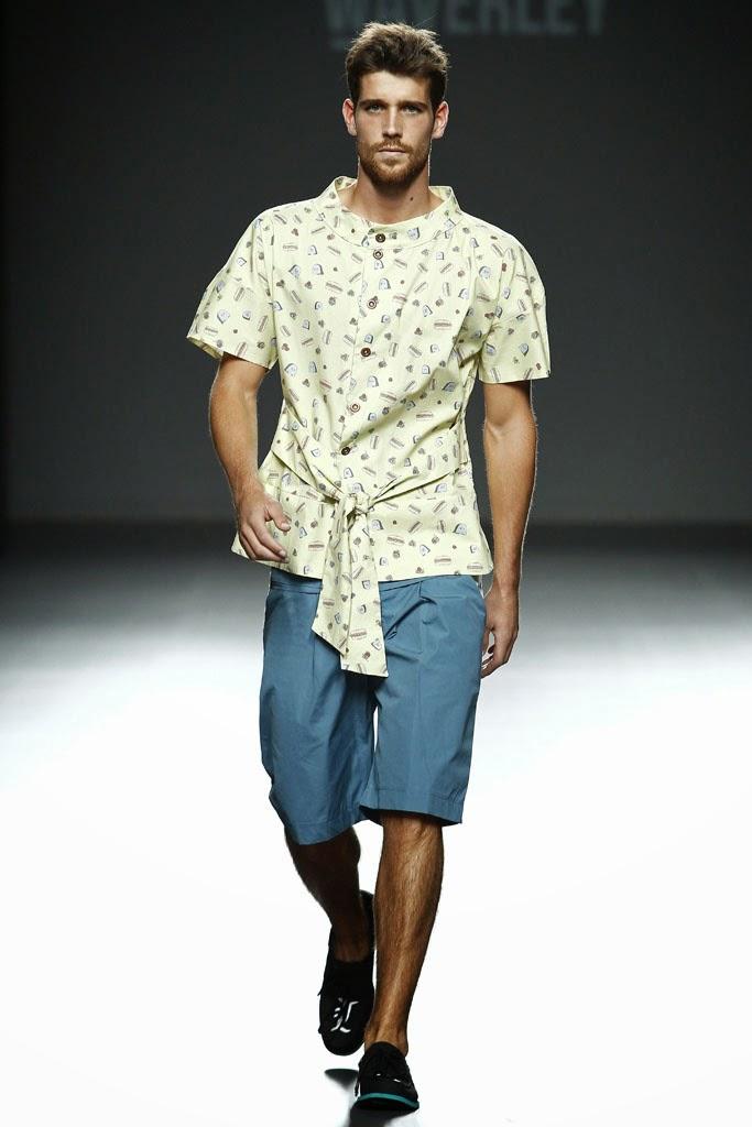 waverley spring summer 2015 mercedes benz fashion week madrid male fashion trends. Black Bedroom Furniture Sets. Home Design Ideas