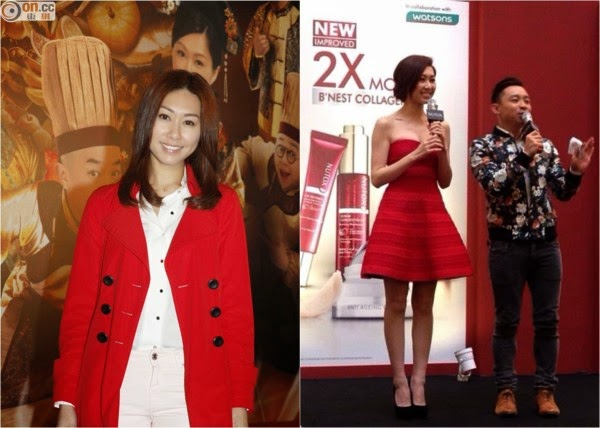 Asian E News Portal Nancy Wu Is Very Busy With Promotion