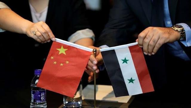 الصليب-الأحمر-الصيني-يقدم-مشفيين-ميدانيين-بكامل-تجهيزاتهما-إلى-سورية.؟