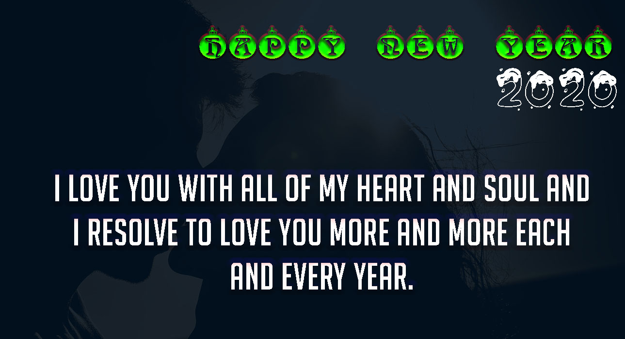 Happy New Year 2020 Wishes Quotes Messages For Girlfriend Poetry