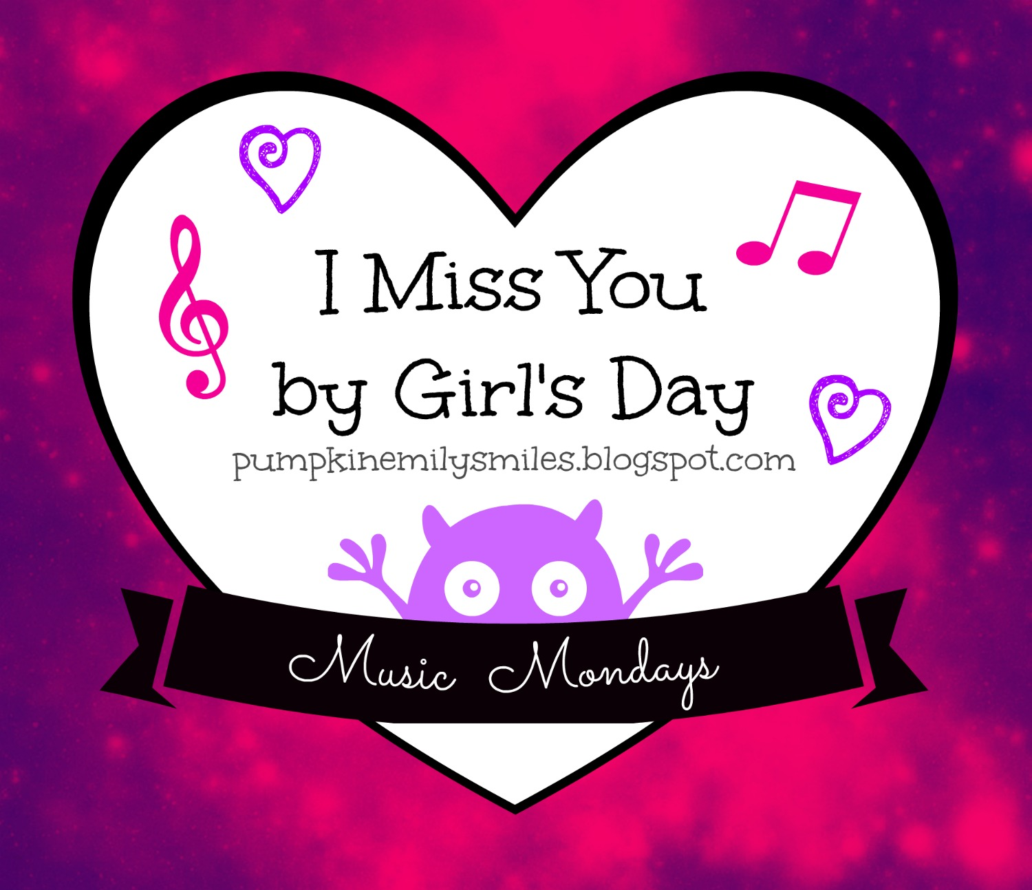 I Miss You by Girl's Day Music Mondays