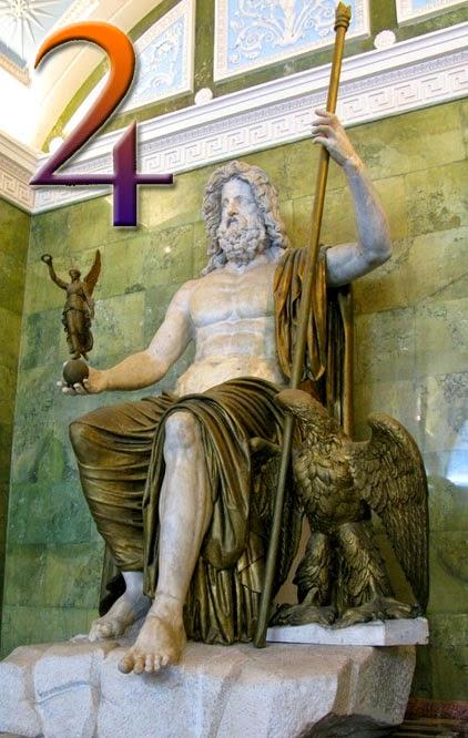 deus jupiter simbolo