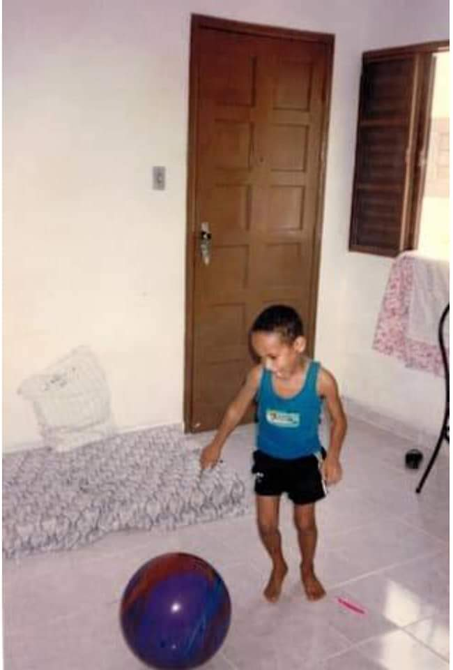 See Five Rare Photos Of PSG's Neymar As A Skinny Kid That Motivates Young People