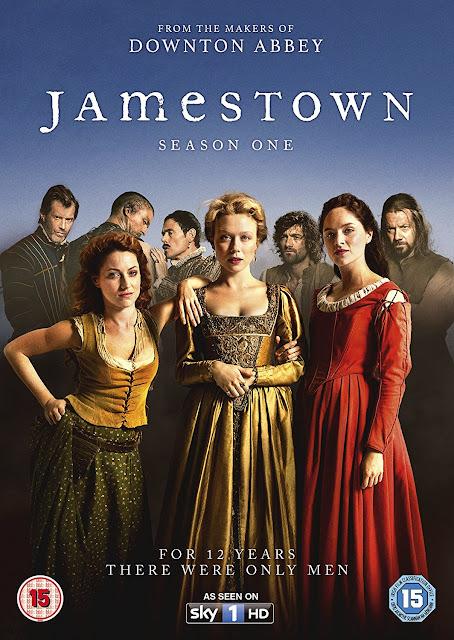 Séries para aprender História de diversos países - Jamestown/ Estados Unidos