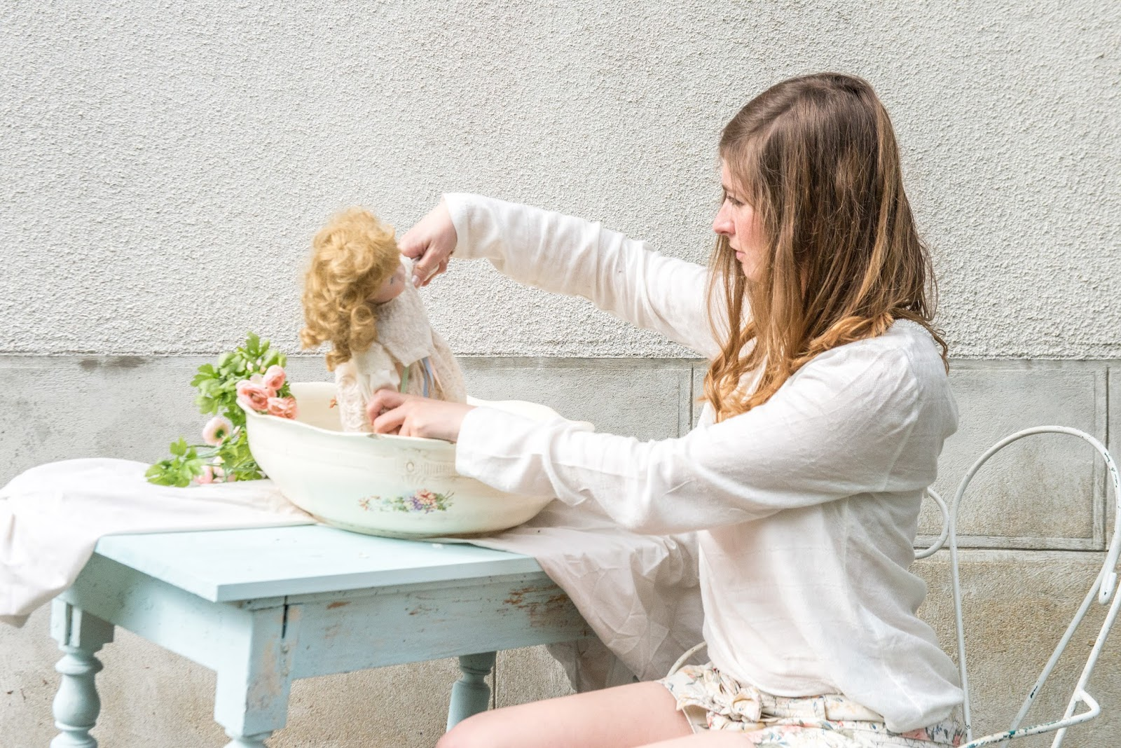 La poupée de cire - Les malheurs de Sophie #2