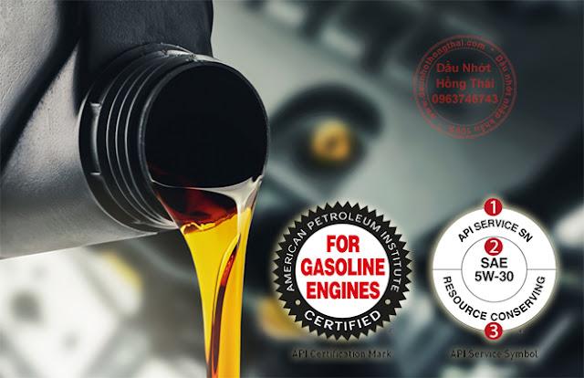 Cách kiểm tra dầu nhớt động cơ có đạt tiêu chuẩn API