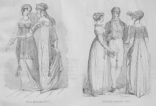 Fashions of 1800. Author's collection.