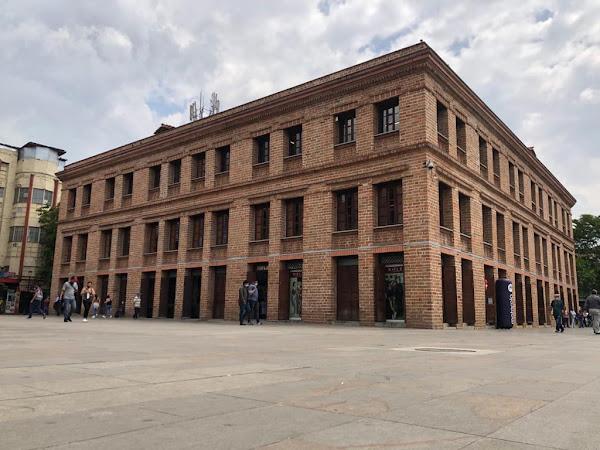 Emblematico Edificio Vásquez