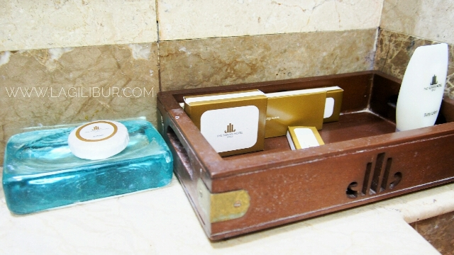 Toiletries The Sunan Hotel Solo