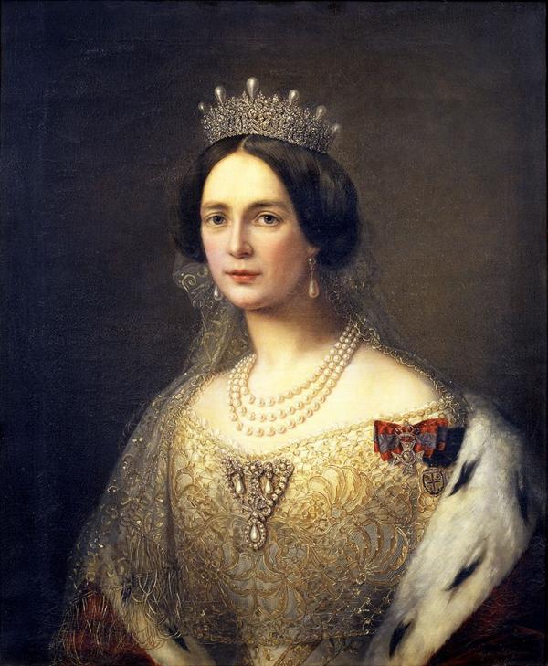 Queen Josefina of Sweden and Norway