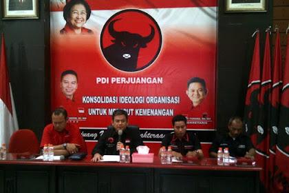 Duh, Pendaftaran Bakal Cagub Jawa Barat di PDIP Sepi Peminat