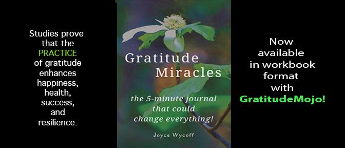 Gratitude Miracles Journal
