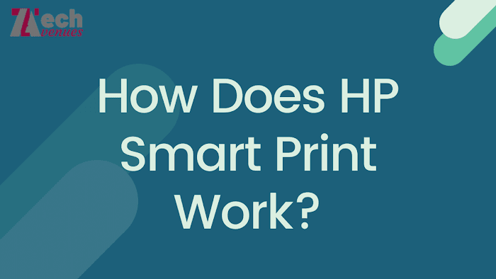 How does HP Smart Print work?