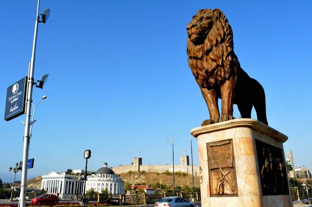 Szkopje, a rémségek kedves városa