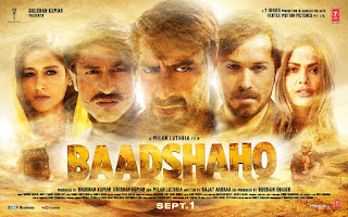Poster of Baadshaho movie