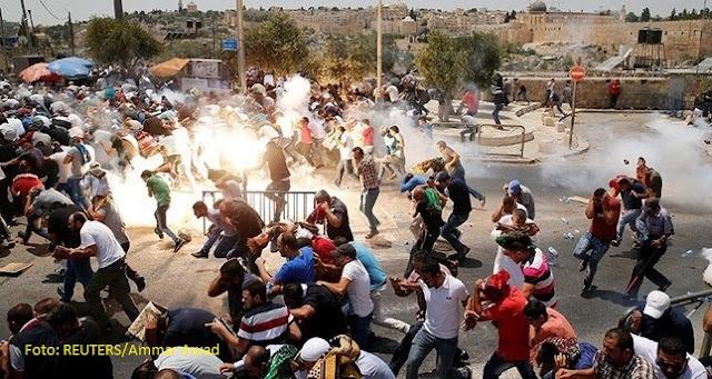 Qunut Nazilah Lirboyo Untuk Palestina dan Syria