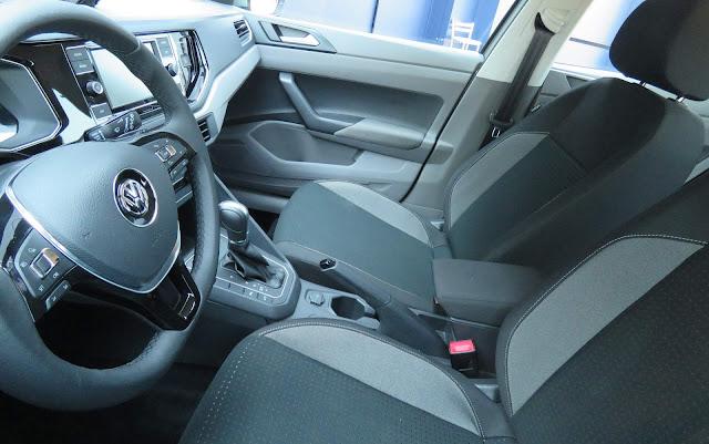 VW Polo 200 TSI 2018 Comfortline
