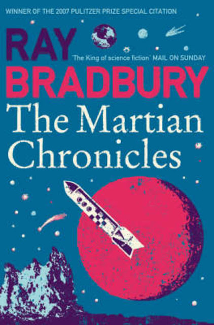 Books like The Martian Chronicles