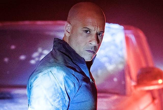 """Vin Diesel é a arma definitiva no 1º trailer de """"Bloodshot"""""""