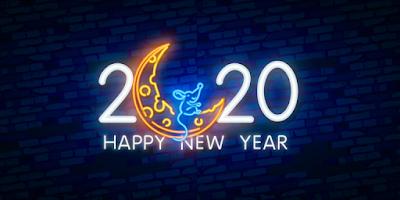 Advance Happy New Year 2020 Photos