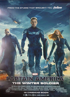 Captain America The Winter Soldier 2014 Dual Audio ORG 1080p BluRay