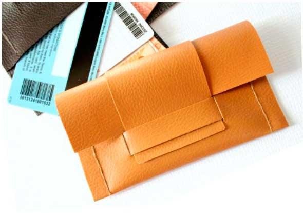 cartera, tarjetas, crédito, porta, tarjetas, accesorios, diys, manualidades